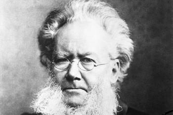 Nórsky dramatik Henrik Johan Ibsen ovplyvnil vývoj moderného divadla