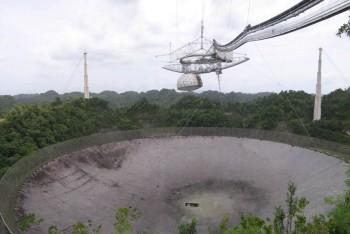 Observatórium v Arecibe začalo pracovať pred 50 rokmi