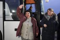 Výmena väzňov medzi Kyjevom a separatistami v Donb