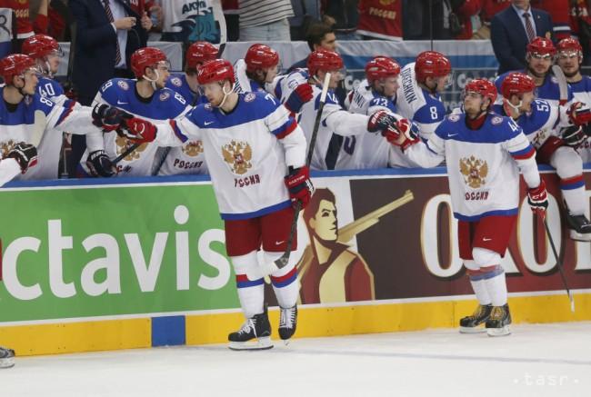 ae9fed264076e Ruská zborná valcuje ďalej, Švédsko porazila 3:1