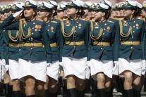 Vojačky, Rusko