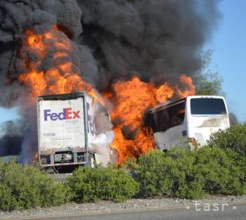 V Texase vyšetrujú už piaty bombový útok - nastal v stredisku FedExu