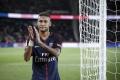 Neymar vynechá pre menšie zranenie zápas v Montpellieri