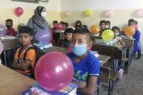 Začiatok školského roka v Sýrii
