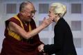 Dalajláma sa v USA stretol s Lady Gaga; Čína zareagovala ostro