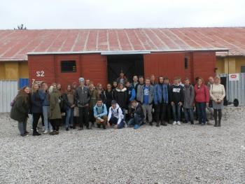 Študenti Via Humana v Múzeu holokaustu