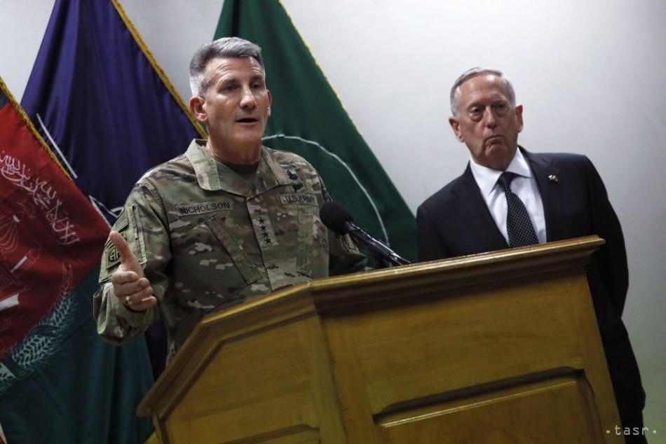 Americký generál: Rusko vyzbrojuje Taliban