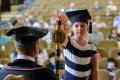 Po absolvovaní štátnic si škôlkari prevezmú vysokoškolské diplomy