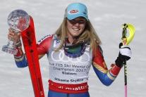Petra Vlhová víťazkou slalomu žien v americkom Asp