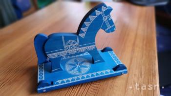 Kyjatické hračky by sa mohli znova vyrábať priamo v Kyjaticiach