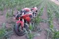 V obci Snakov sa zrazili dvaja motocyklisti