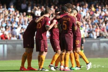 AS Rím triumfoval nad Delfino Pescara
