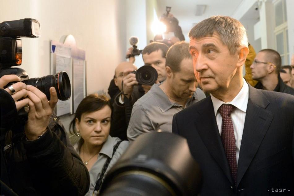 Babiš žaluje Nový Čas za rozhovor s exagentom ŠtB Sarkocym