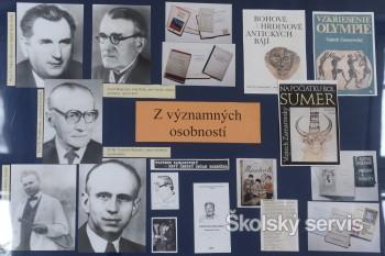 Gymnázium Ľudovíta Štúra vTrenčíne vychovalo množstvo osobností