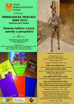 Konferencia o rómskom jazyku a kultúre bude v Nitre