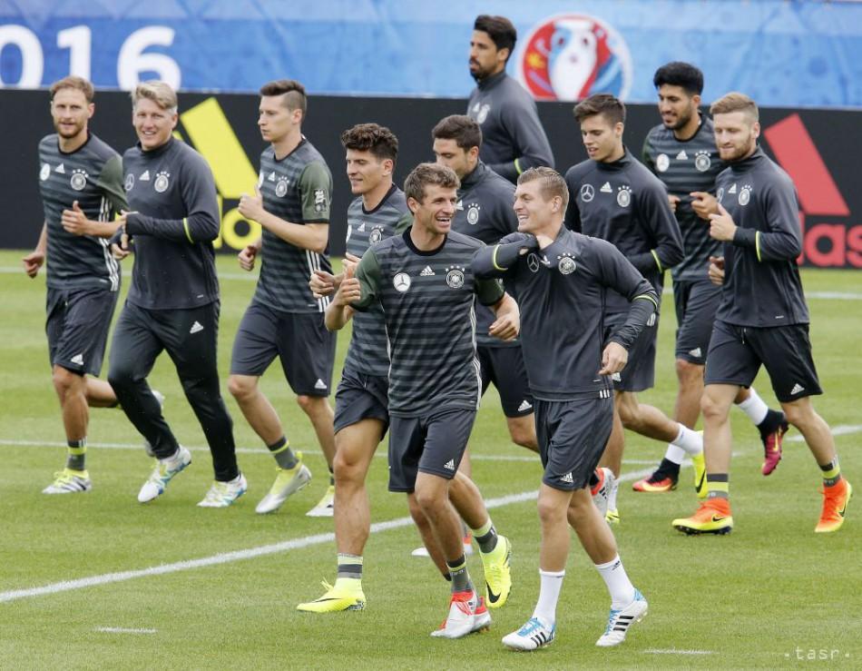 904191bab6dd8 EURO 2016: Nemci majú problémy so zraneniami, Ukrajina chce prekvapiť
