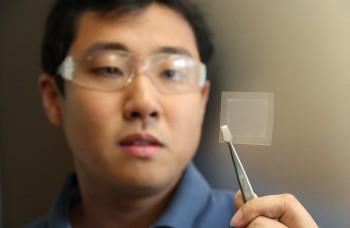 Supermateriál vyrobený z kuchynského oleja. Aj to je veda