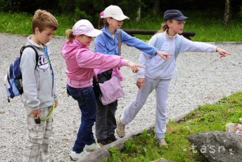 Poprad zorganizoval letný tábor pre deti zo sociálne slabších rodín