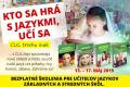 Prihláste sa na bezplatné školenia pre učiteľov jazykov