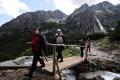 Pre vyschnuté stromy uzavreli vo V. Tatrách dva turistické chodníky