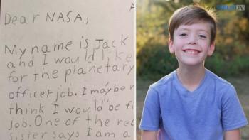 Ochrancom planéty sa chce stať aj deväťročný chlapec, zaujal aj NASA