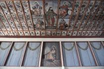 Vzácne fresky v Kostole sv. Mikuláša biskupa v hor