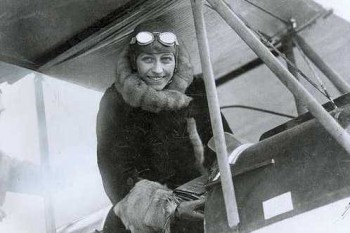 Pilotka Amy Johnsonová bola priekopníčkou britského letectva