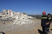 Krétu zasiahlo silné zemetrasenie