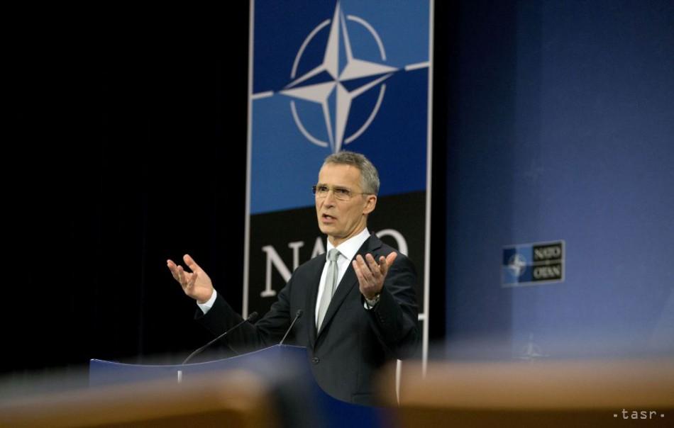Stoltenberg  NATO posilní svoju výcvikovú misiu v Iraku 93bec4c00d4