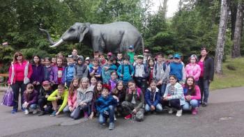 Škola v prírode v Poráči
