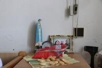 Z výstavy Tichý kríž