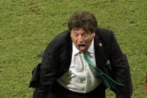 Tréner Mexika čelí obvineniu z napadnutia novinára