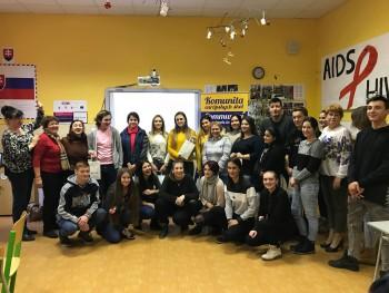 Plodné stretnutie eTwinningových partnerov
