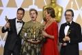Highlighty týždňa: Snímka Podoba vody získala Oscara za najlepší film