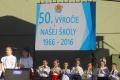 ZŠ na Hradnej ulici v Nových Zámkoch oslávila 50.výročie svojho vzniku