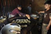 Príprava tradičných sladkostí