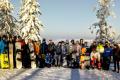 SOŠ drevárska a stavebná Krásno nad Kysucou: Lyžiarsky výcvik