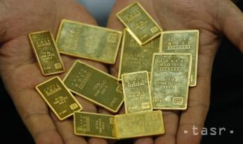 Investorov zlato láka, dôvodom je strach z ekonomického vývoja