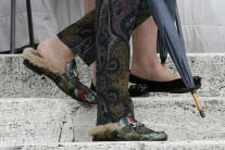 Vychytené, trendy papuče