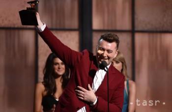 Sam Smith sa stal kráľom hudobného galavečera Grammy