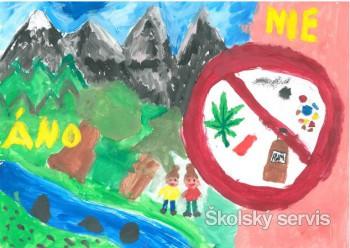 Nebuď otrok drog