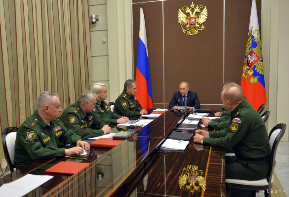 Rusko pre nikoho nepredstavuje hrozbu, vyhlásil ruský prezident