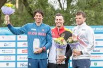 Svetový pohár slalomárov