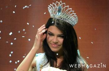 Miss Slovensko 2013 Karolína Chomisteková: Bol to môj detský sen