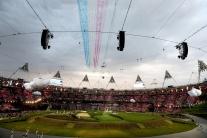 Olympiáda oficiálne začala