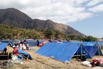 Indonézia zemetrasenie obete