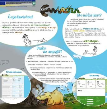Do škôl sa dostáva nový program Enviróza