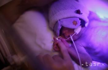 Predčasne narodených detí pribúda, trápia ich rôzne zdravotné ťažkosti