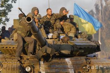 V prestrelke so separatistami v Donbase zahynul ukrajinský vojak