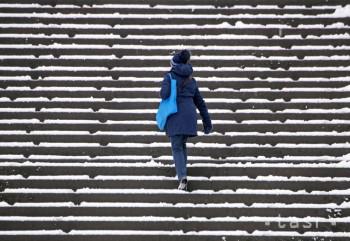 Taliansko zasiahla arktická zima, Rím sa pripravuje na sneženie